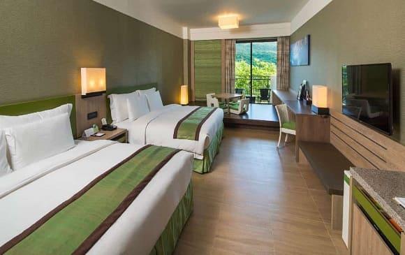 福隆福容大飯店-精緻和洋客房