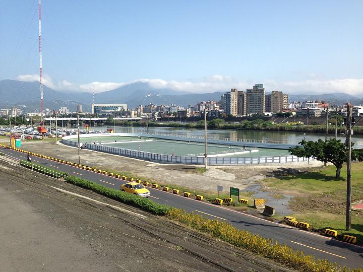 臺北百齡河濱公園