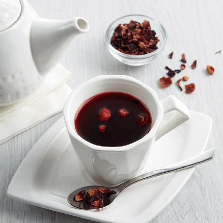 玫瑰水果茶