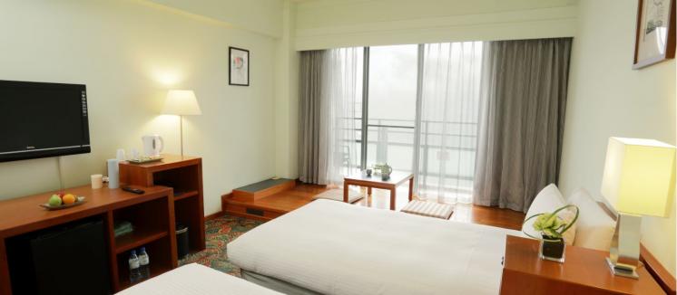 福華石門水庫渡假飯店