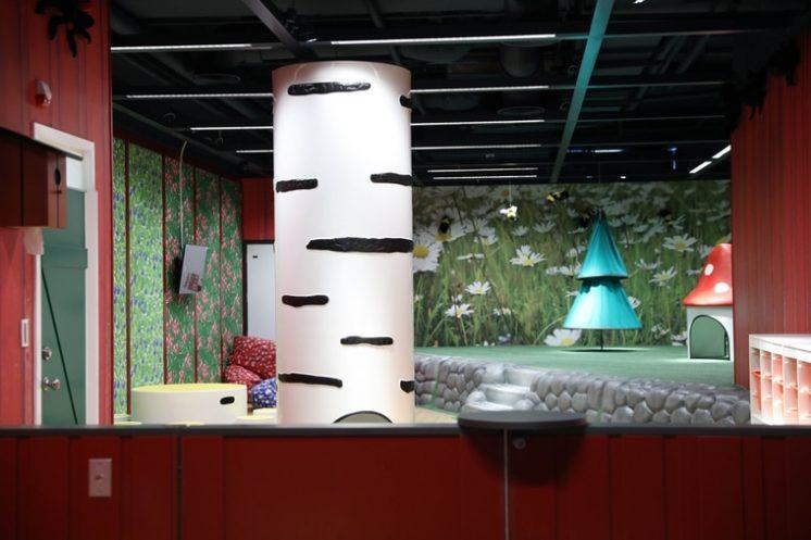 IKEA斯莫蘭魔法森林