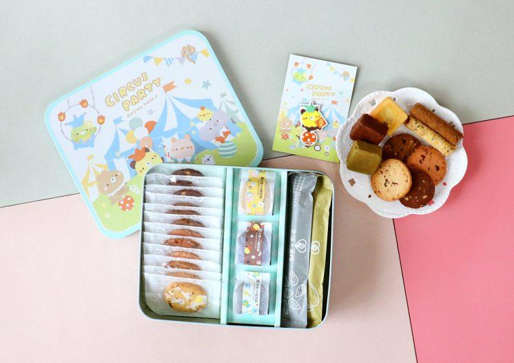 幸福派對-心路麵包樹聯名禮盒01