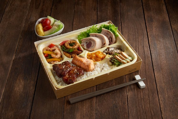 饗食天堂 獨饗餐盒