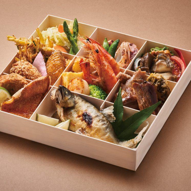 旭集 極盛海陸餐盒