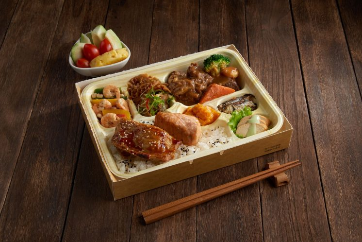 饗食天堂 個人餐盒