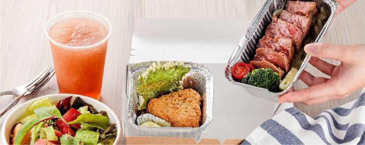 陶板屋 外帶自取餐盒