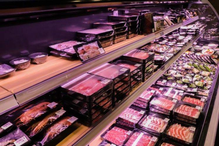 東吉水產超市火鍋