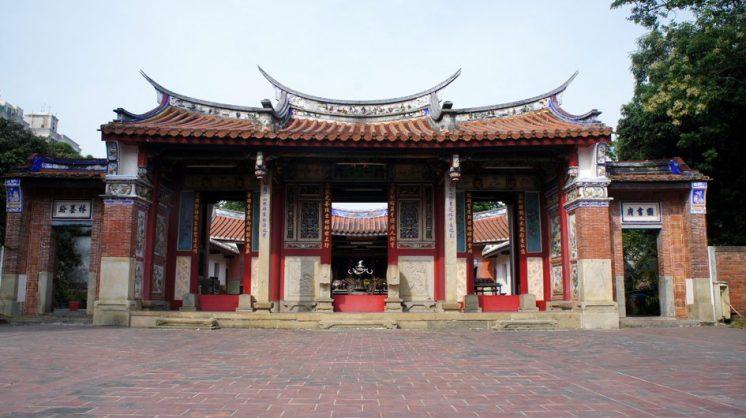 台中四張犂文昌廟