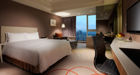 新竹老爺酒店