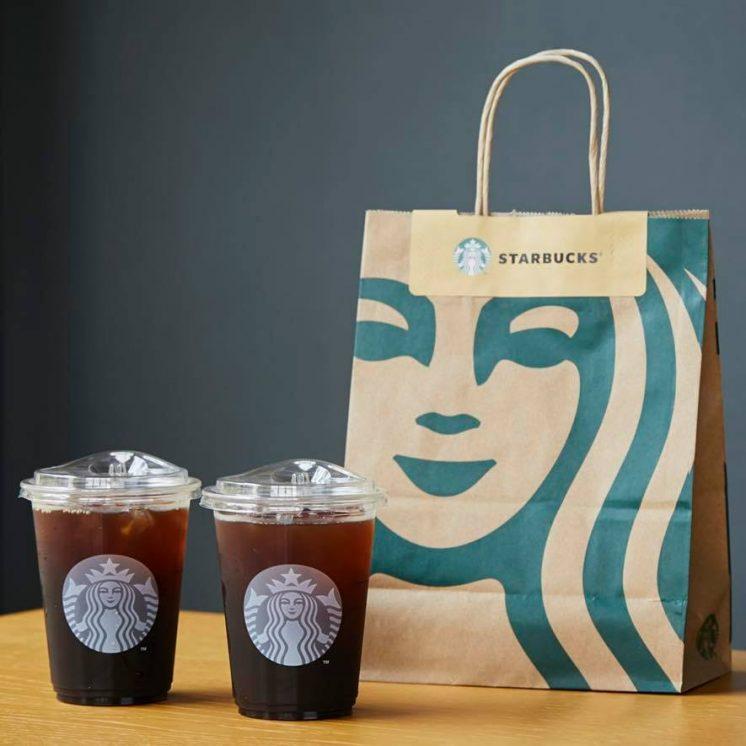 星巴克foodomo美式咖啡優惠