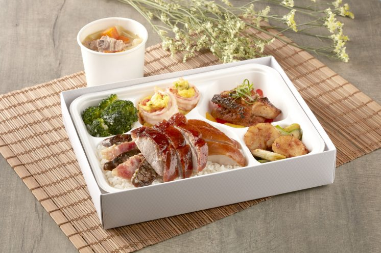 辰園「經典廣式餐盒」