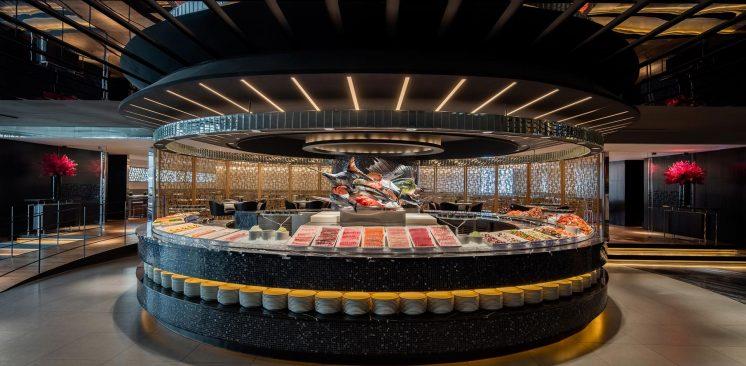 台北晶華酒店栢麗廳