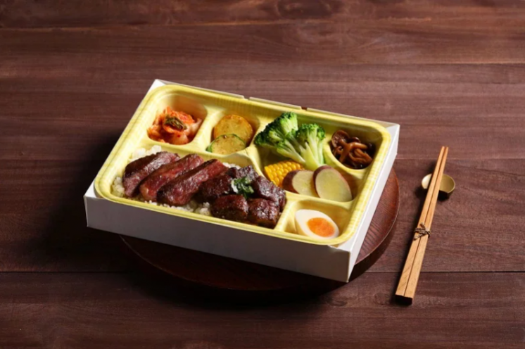 原燒牛排餐盒