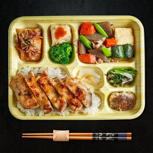 欣葉日本料理_和風雞肉便當