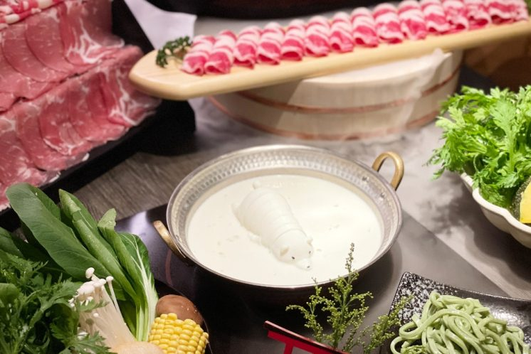 牛奶熊-火鍋-聚-北海道鍋物-札幌起司牛奶鍋