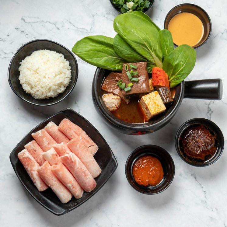 老先覺功夫窯燒鍋