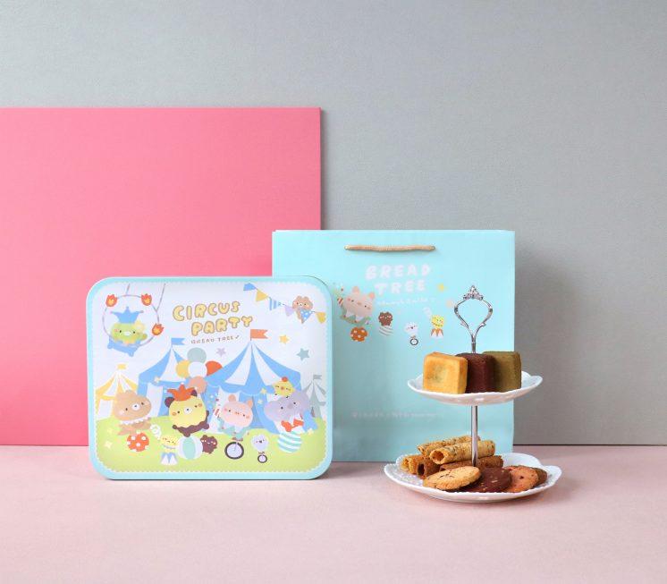 幸福派對-心路麵包樹聯名禮盒