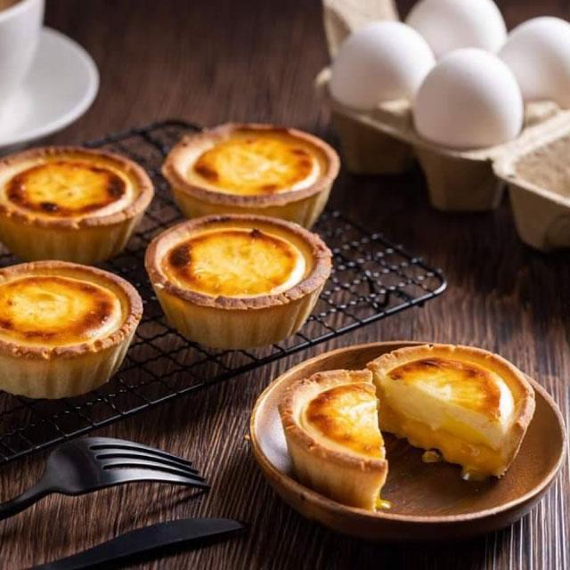 檀島茶餐廳乳酪流沙塔