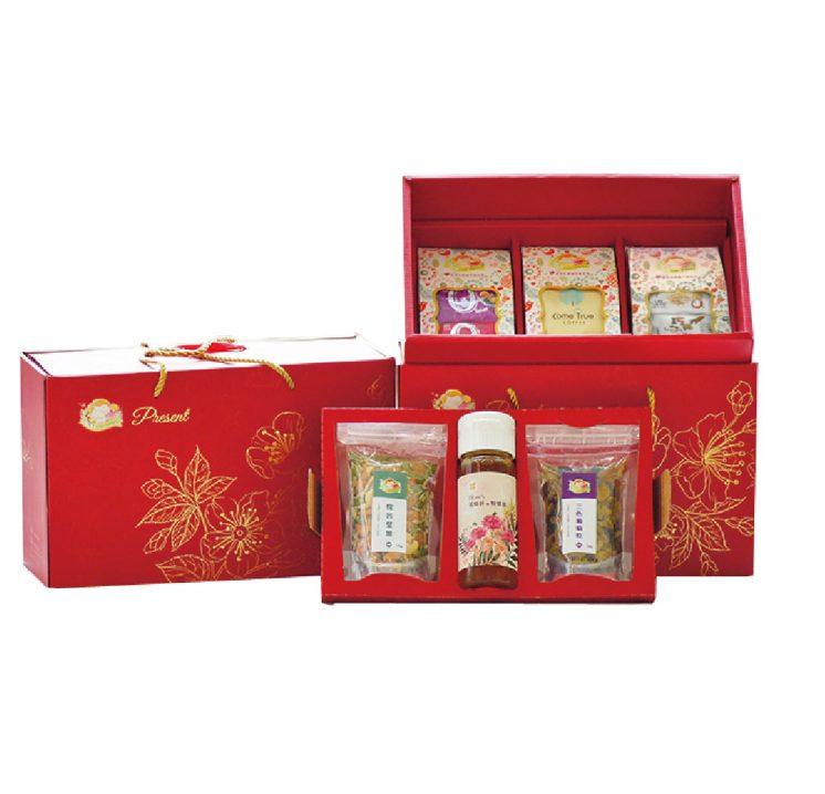 集賢庇護工場慶豐年經典八寶盒