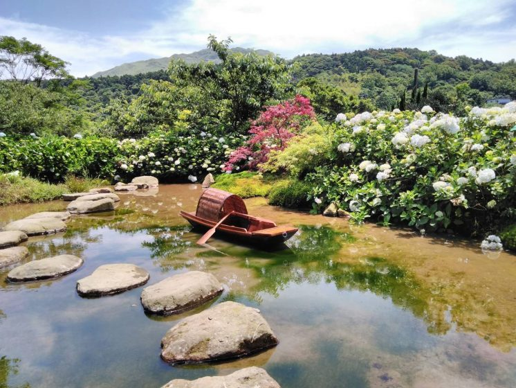花與樹繡球花園