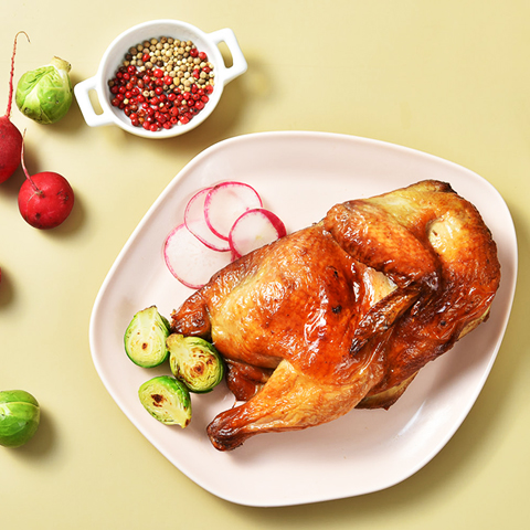 王品瘋美食義式調味烤半雞