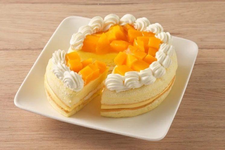 全聯福利中心:楊枝甘露蛋糕