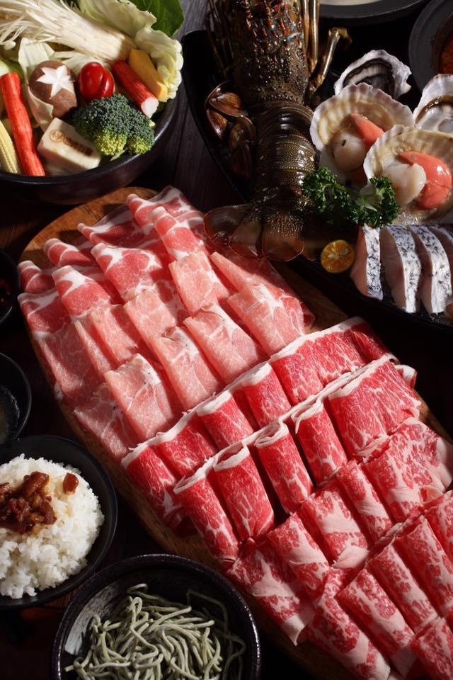 嗑肉石鍋_肉品