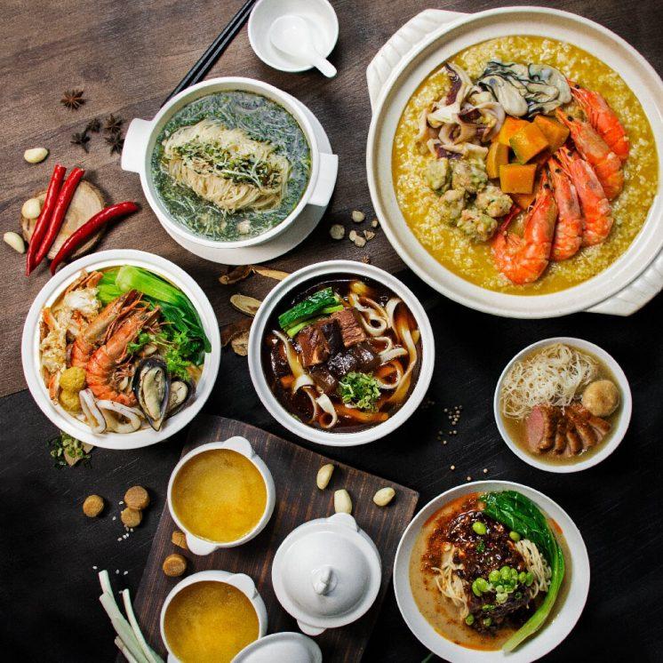 台灣五星飯店美食地圖包