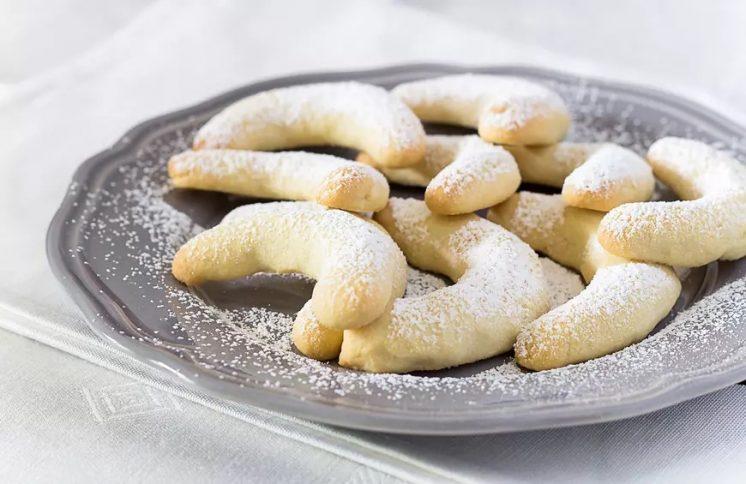 可頌麵包原型 kipferl