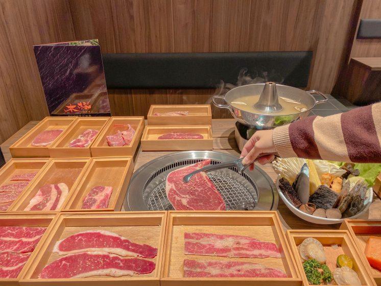 本格和牛燒肉放題