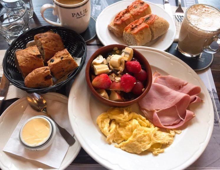 PAUL_巴黎人豪早餐自由選