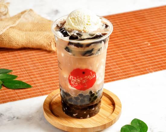 鮮芋仙_冰淇淋奶茶冰沙