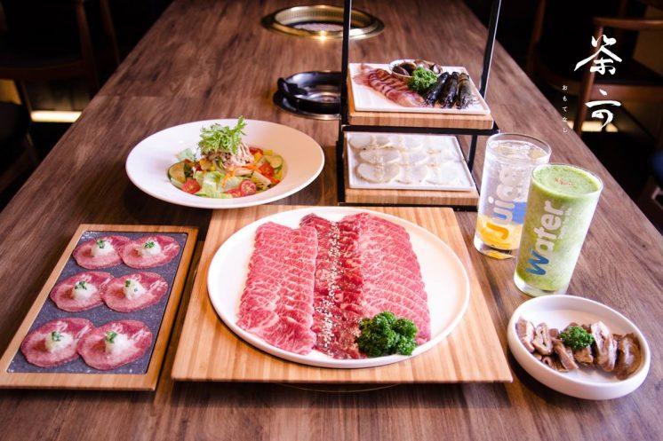 茶六燒肉_餐點
