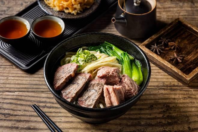胡董招牌清燉牛肉麵