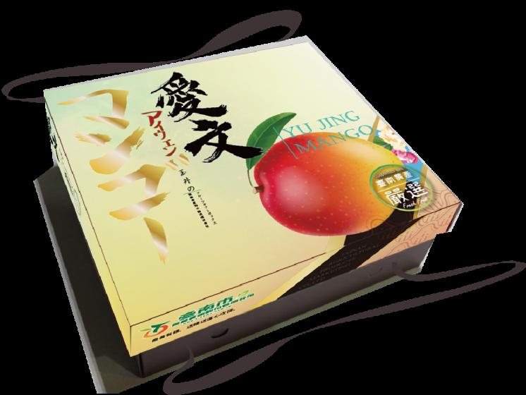 台南農產-愛文芒果精緻禮盒