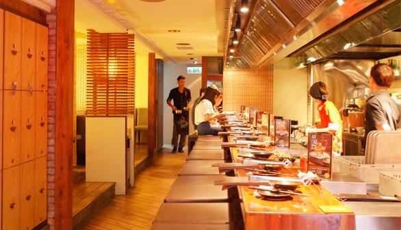 胡同燒肉_餐廳
