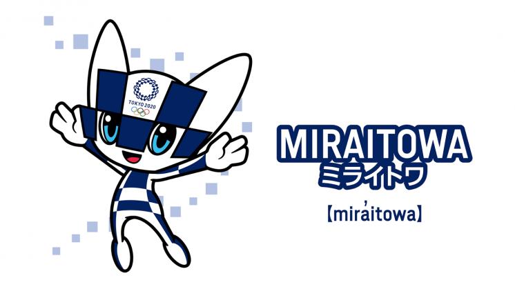 2021 東京奧運吉祥物