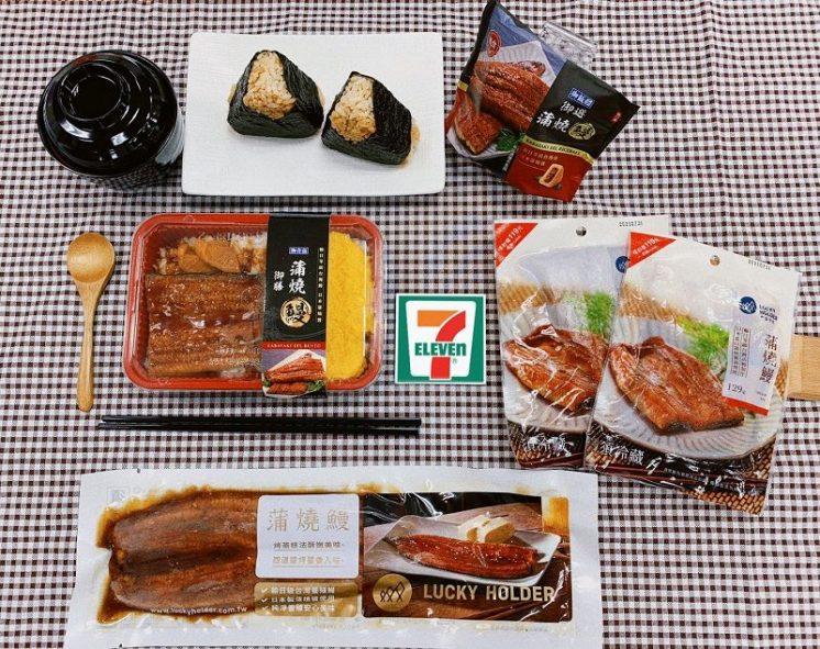 7-ELEVEN「鰻魚季」