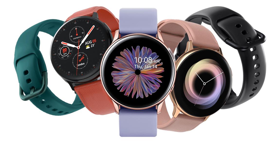 Galaxy Watch Active2 系列
