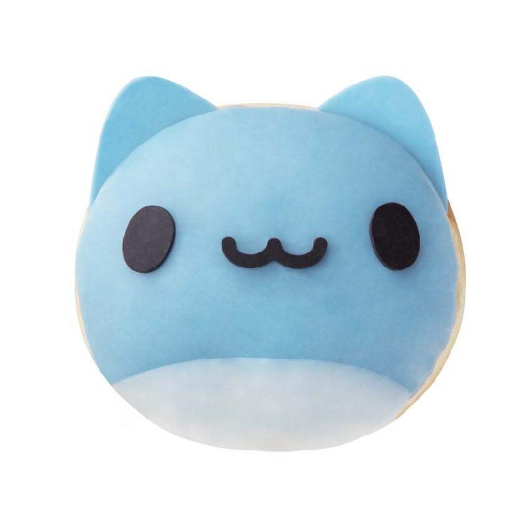 貓貓蟲咖波聯名甜甜圈_Mister Donut_咖波