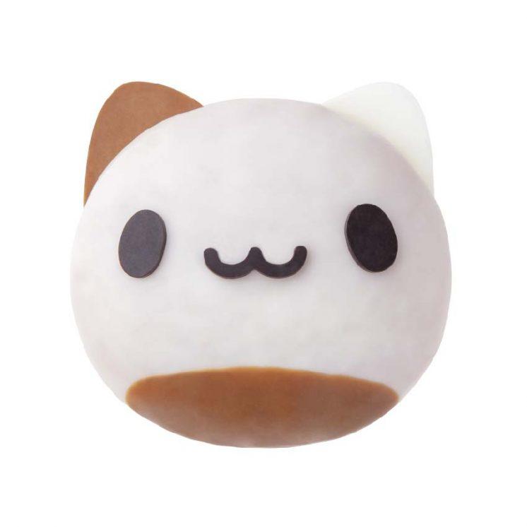 貓貓蟲咖波聯名甜甜圈_Mister Donut_奶泡貓