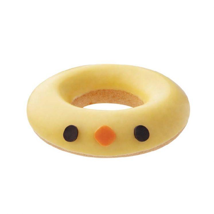 貓貓蟲咖波聯名甜甜圈_Mister Donut_小雞波堤
