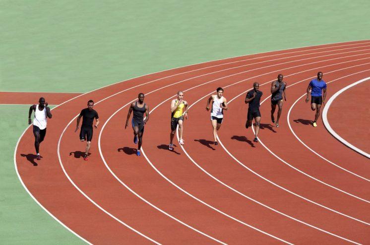 東京奧運 田徑賽程