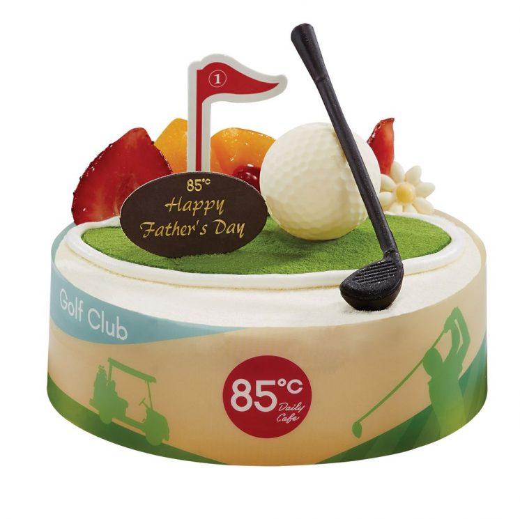 85ºC 父親節蛋糕