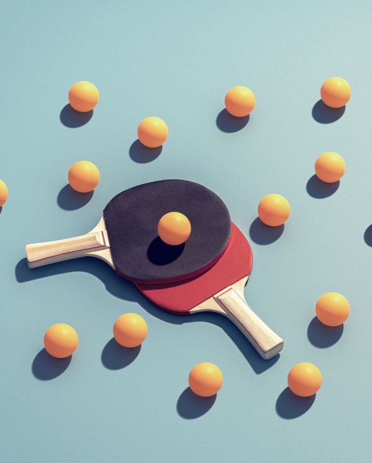 東京奧運 乒乓球賽程