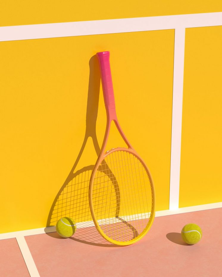 東京奧運 網球賽程
