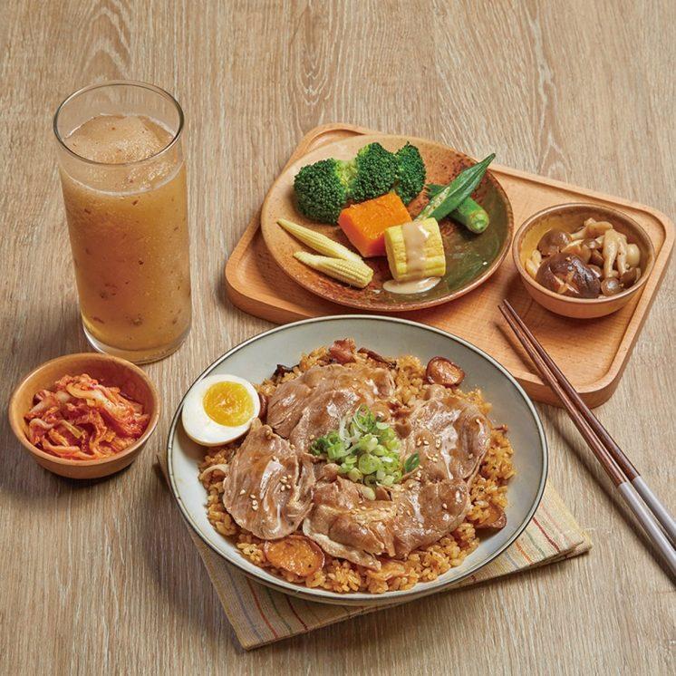 聚北海道鍋物_日式炊飯套餐
