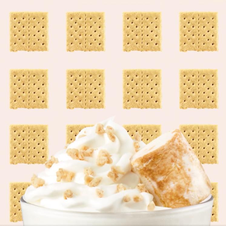 星巴克 烤棉花糖咖啡星冰樂