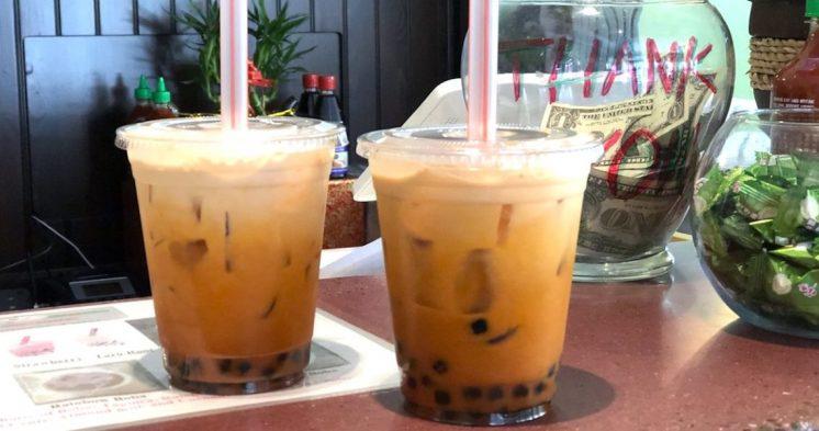 泡沫紅茶店 珍奶