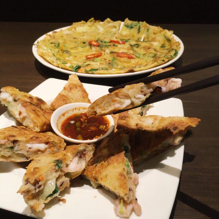 涓豆腐_海鮮煎餅